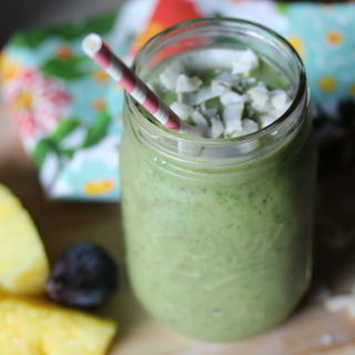 Pina-Vocado Smoothie