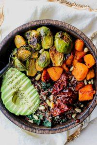 Quinoa Power Bowls
