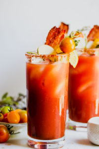 Fall Harvest Bloody Mary
