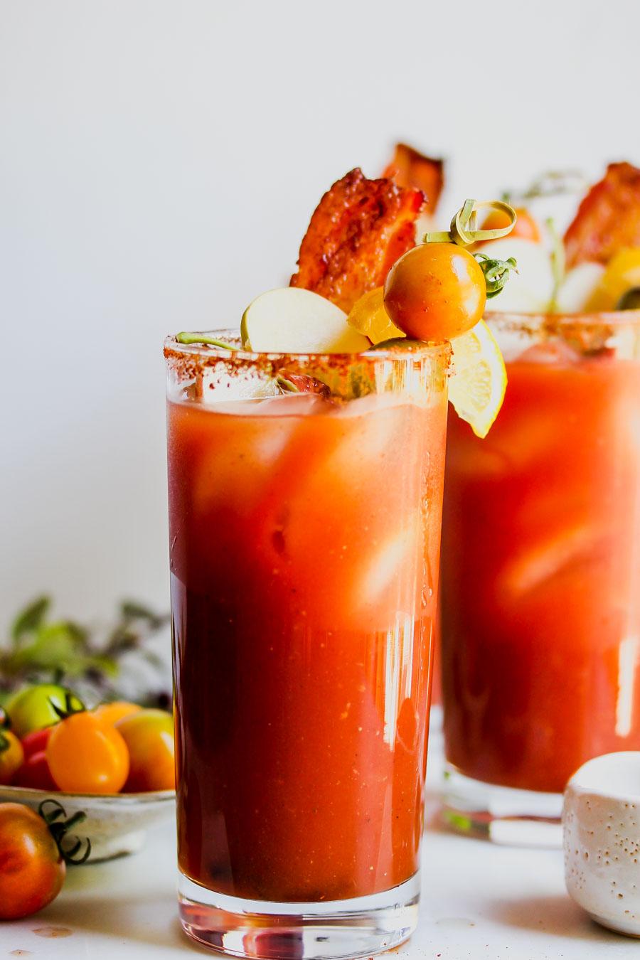 Fall Harvest Bloody Marys