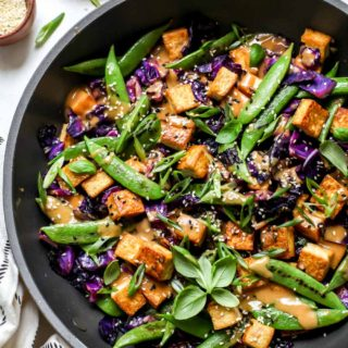 Easy Tofu Stir-Fry