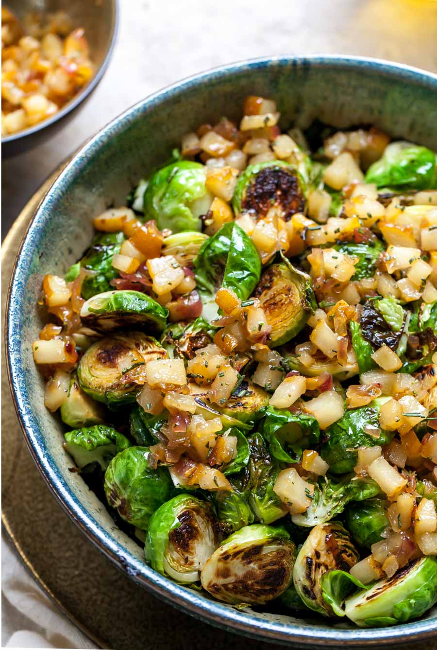 Simple Veggie Side Dish for Holiday Entertaining or Weeknight Dinner