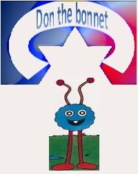 Fuzzbuzz Reading Don the Bonnet