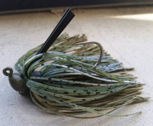 Quick Pic of some Magic Craw Goodness!