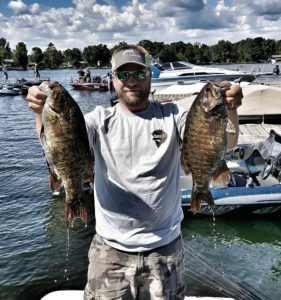 4lb Mille Lacs Smallies