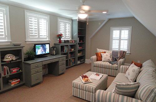 Room about garage