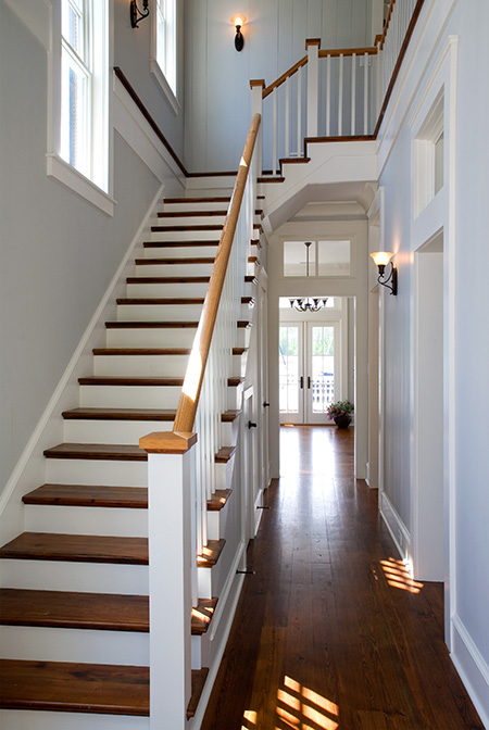 Traditional Staircase Riverdunes