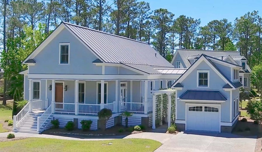 Comfortable Elegance - Custom designed homes