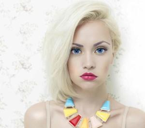 light hair color
