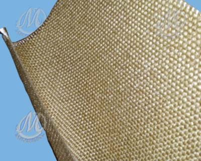 3312V Vermiculite Coated Fabric