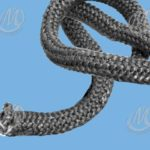 Graphite Coated Fiberglass Rope