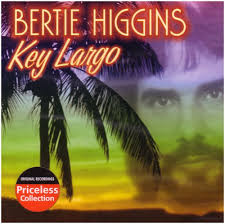 bertie higgins key largo album cover
