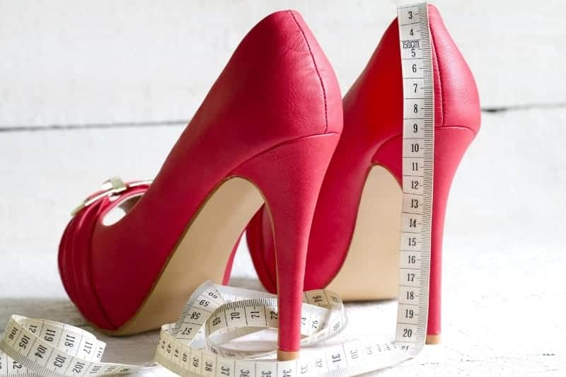 Simple Formula to Measure Your Perfect Heel Height