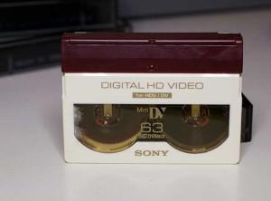 HDV-VIDEO-TAPE