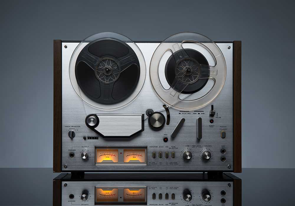 Audio tape conversion to digital.