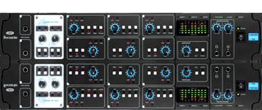 Saffire audio hardware