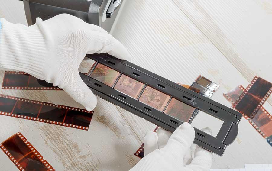 neg film scanning