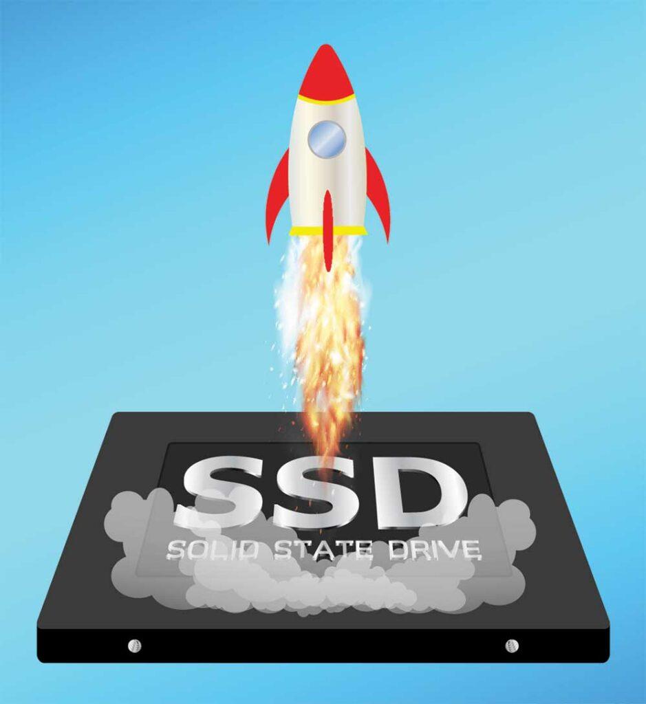 ssd hard drives