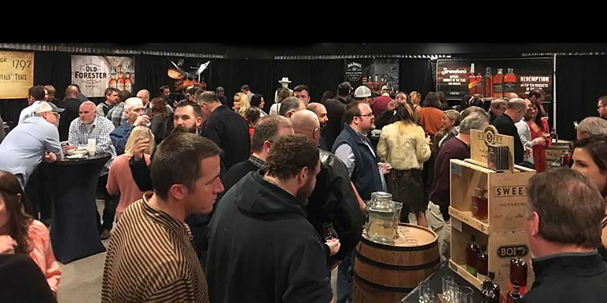 Mountain West Whiskey Fest was a Bonanza