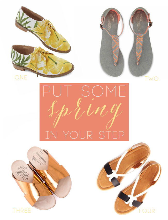Spring-In-Your-Step