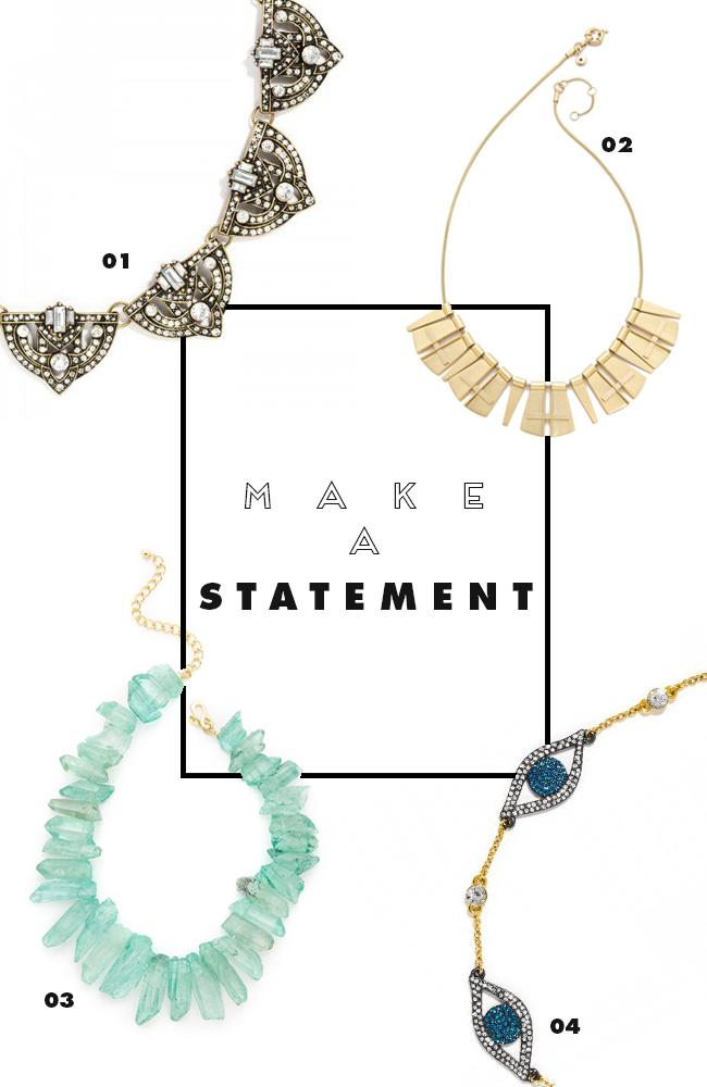 MAKE-A-STATEMENT