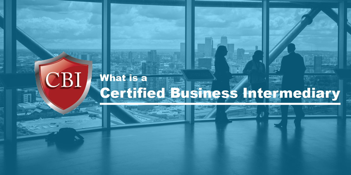 Certified Business Intermediary Banner