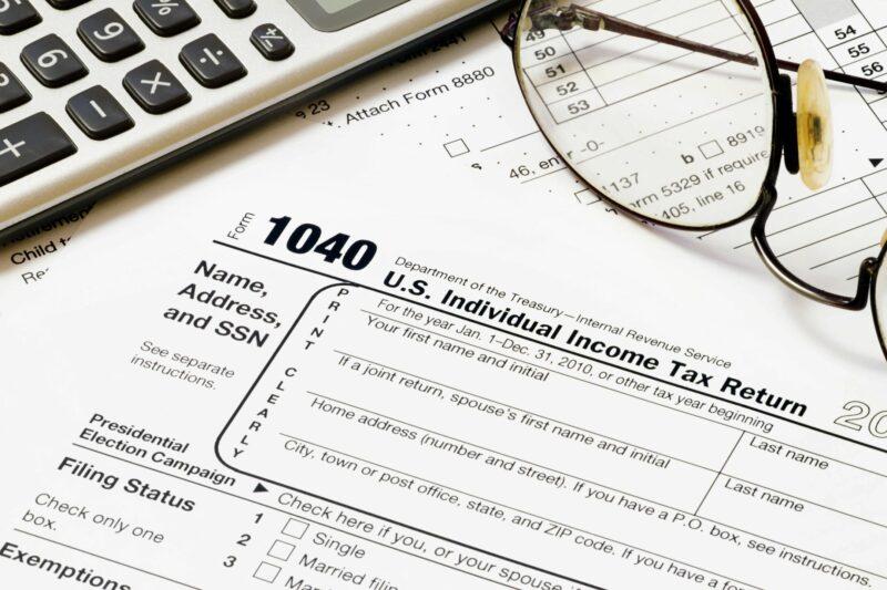 tax 1040