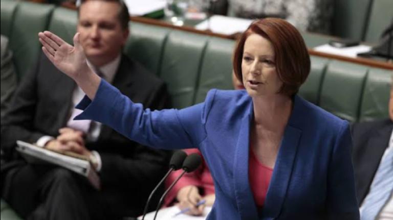 Speech 05: Julia Gillard (The misogyny speech)