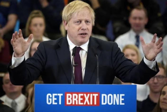 Speech 04: Boris Johnson (Get Brexit Done!)