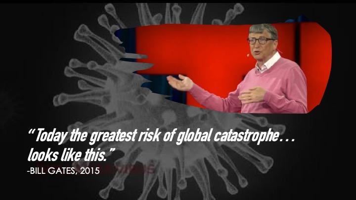 Speech 12: Bill Gates (not missiles but microbes)
