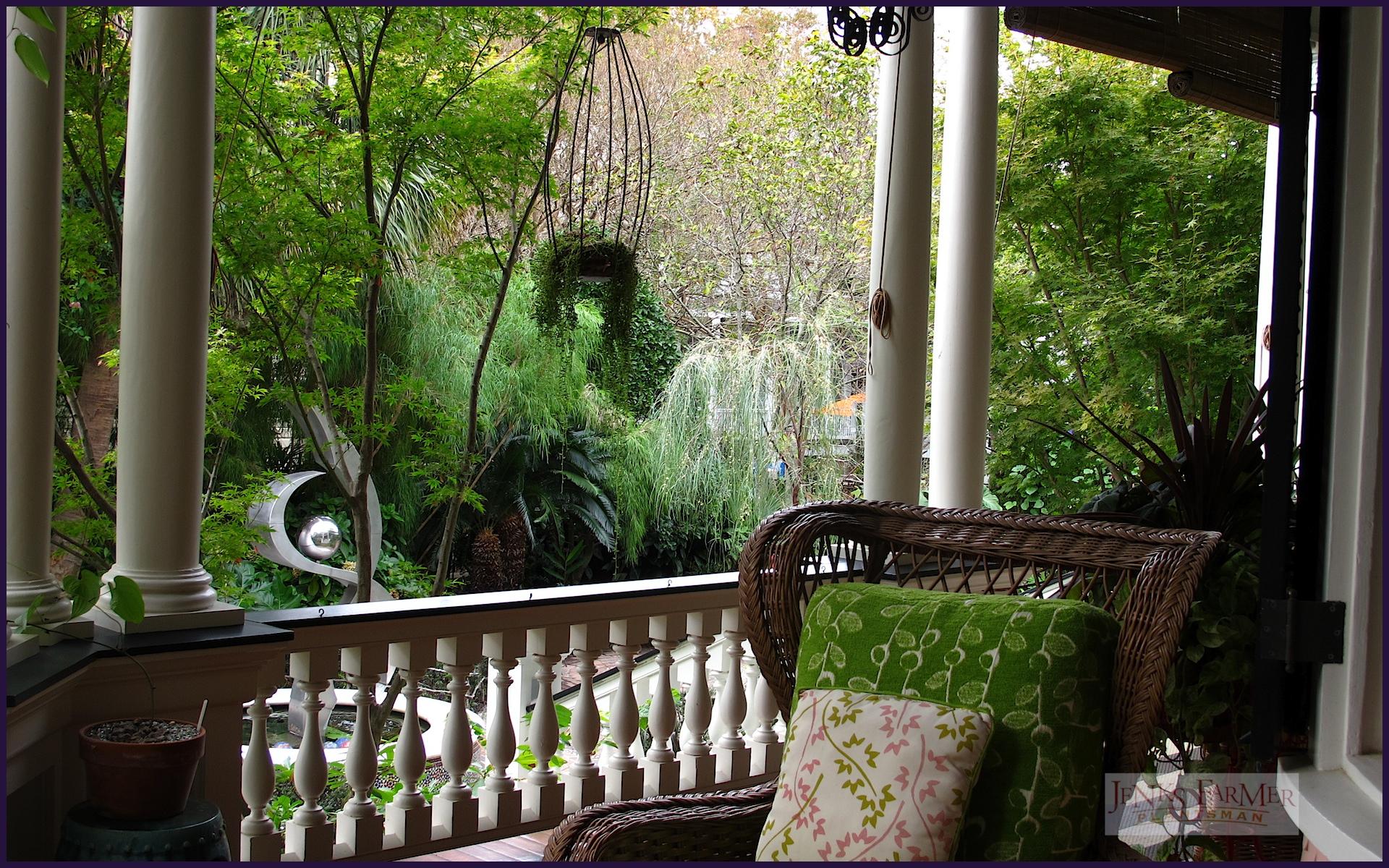 Charleston South of Broad Garden