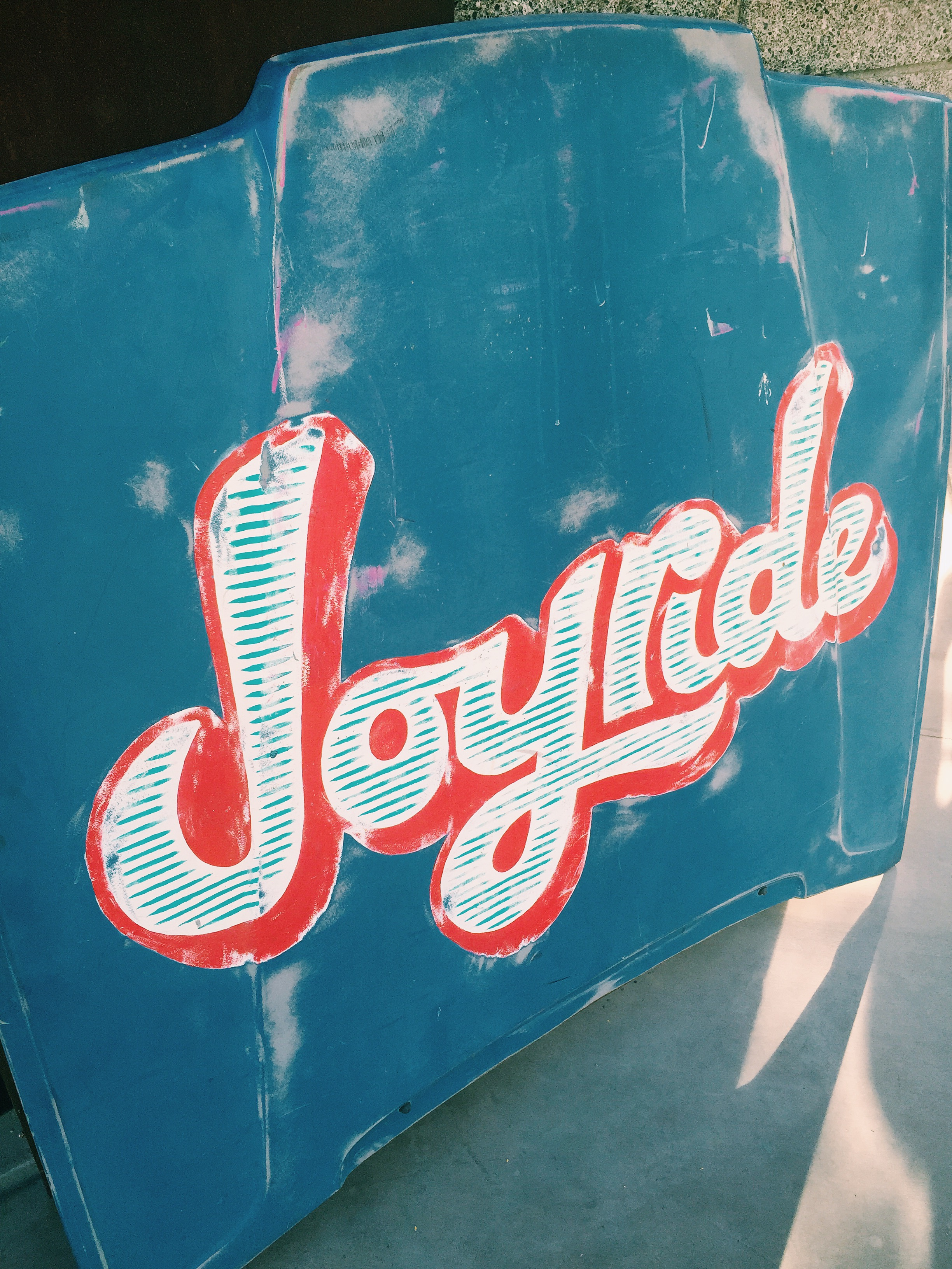 Joyride Taco House Logo