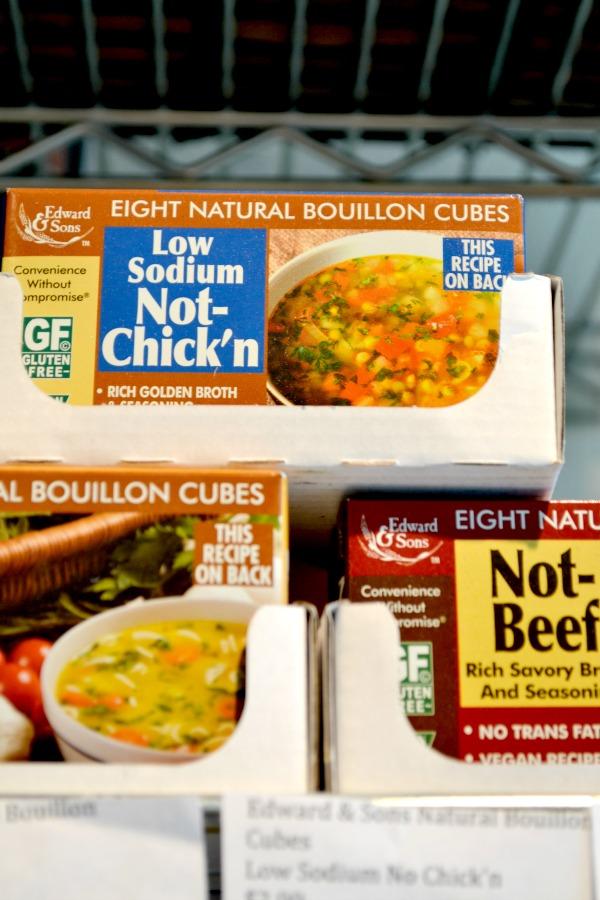vegan bouillon cubes