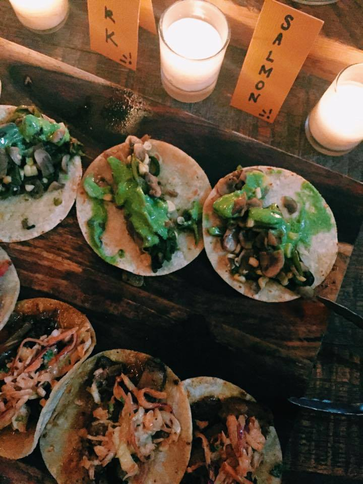 Blacklisted Taco Party