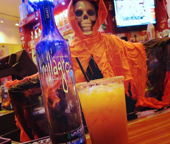 pumpkin spice marg