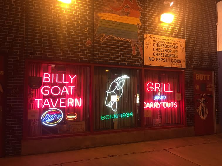 Billy Goat 1