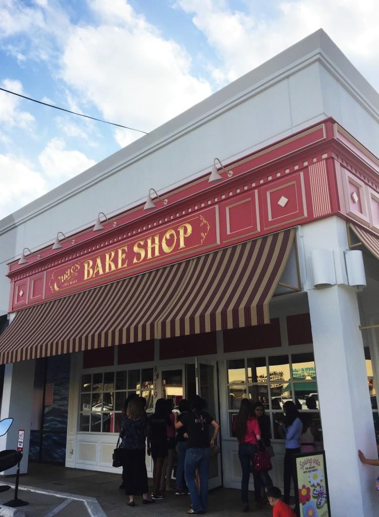 Carlo's Bake Shop location