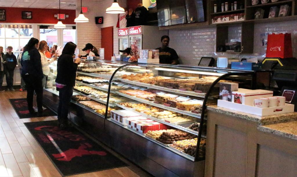 Carlo's Bakery Dallas location