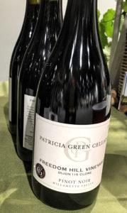 2 pinots - patricia green