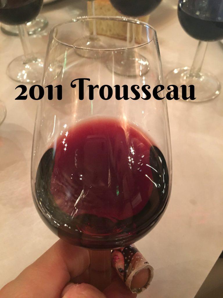 2011 Trousseau