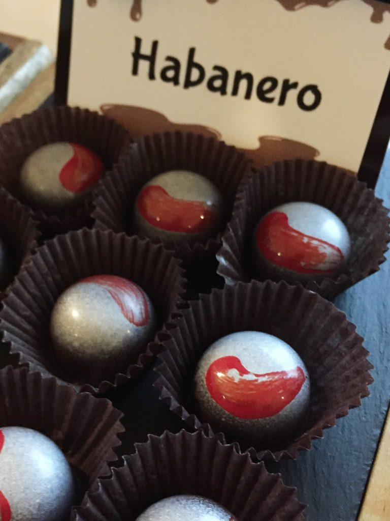 habanero, yelibelly, chocolate, dallas chocolate festival