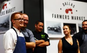dopest chef, foodie, farm shed dinner, pacha chefs, tres dallas, dallas farmers market