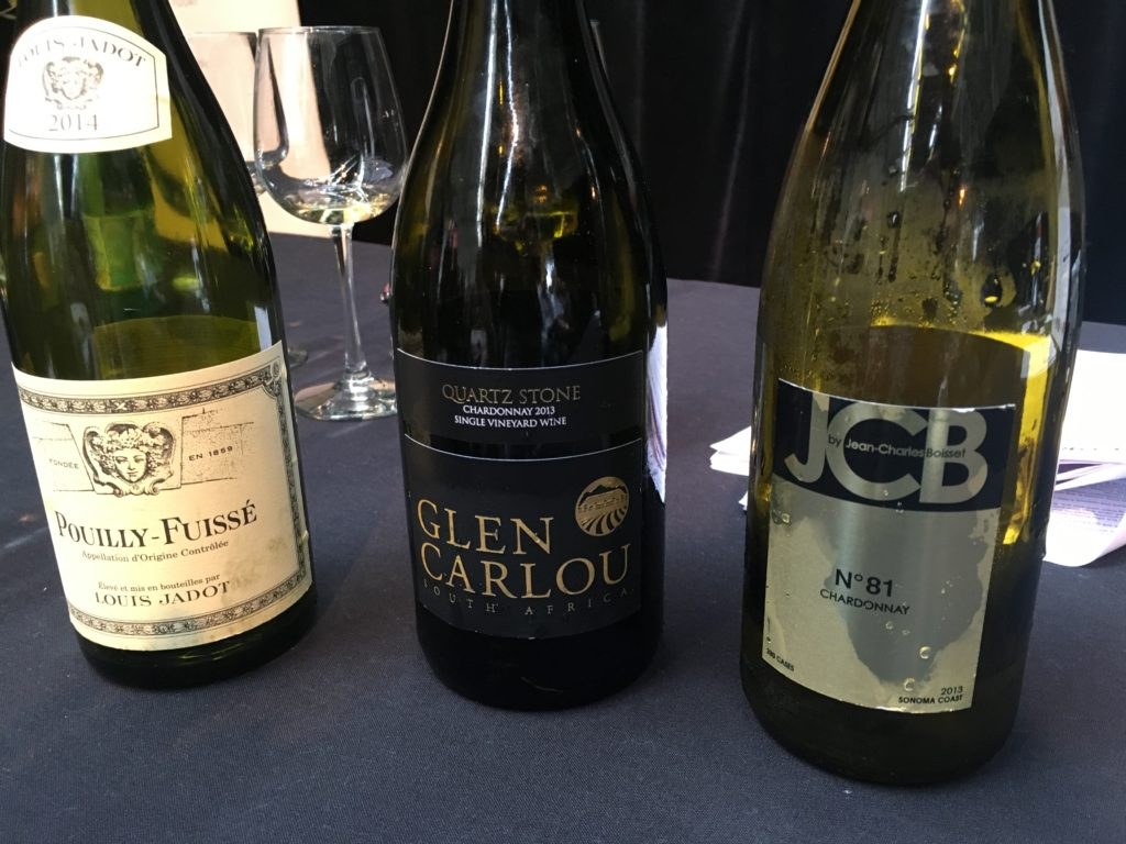 wine school Chards