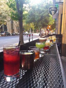 Drink Line Up