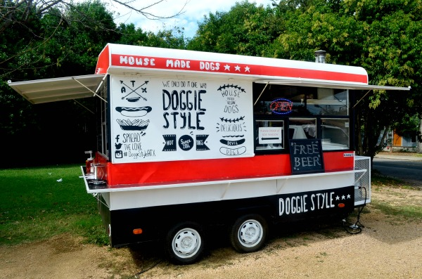 doggie style - vegan hot dogs in austin