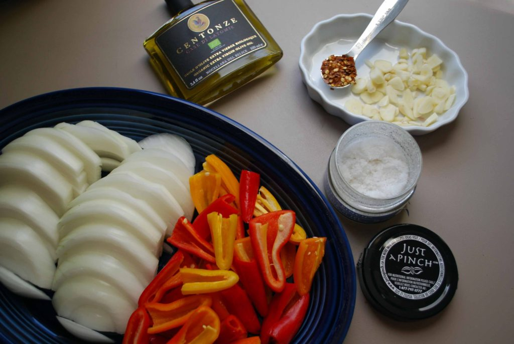 The Taste Box - Girls on Food - Shakshuka Recipe