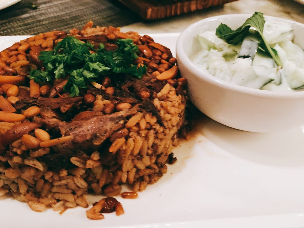 Zatar Dallas - Lebanese Food -Lamb