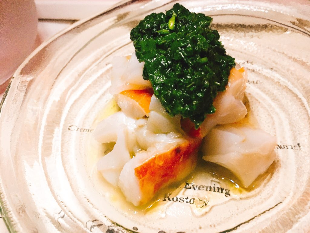 One and Only Palmilla - Popup Dinner - Chef Chris Kostow - Cabo - Girls on Food Blog