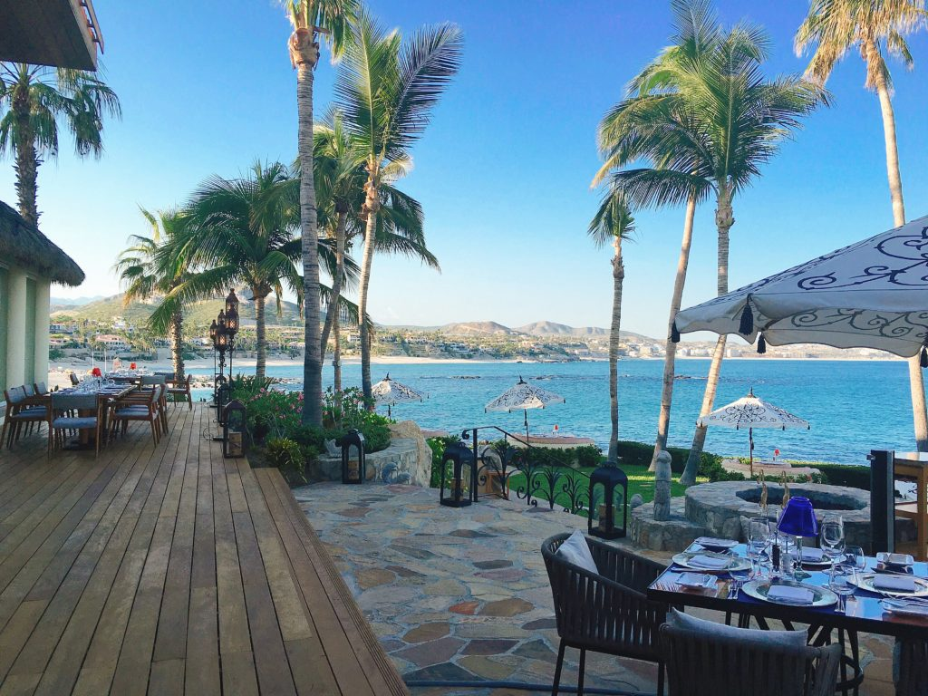 One and Only Palmilla - Agua by Larbi - Popup Dinner - Agua by Larbi - Chef Chris Kostow - Cabo - Girls on Food Blog