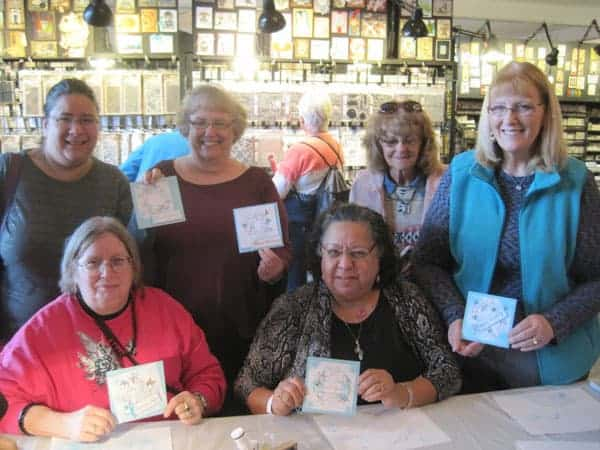 July 27 & 28, 2019 Rubber Stamp Events Stamp & Scrapbook Show, Shakopee, MN